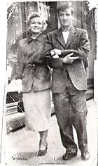 Carolyn & Neal, 1947